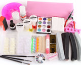 24 in 1 UV Gel Nail Art Set - Fräulein3°8 - 1