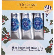 L'Occitane Shea Butter Hand Cream 30ml x 3 pcs (Gift Set) - Fräulein3°8 - 1