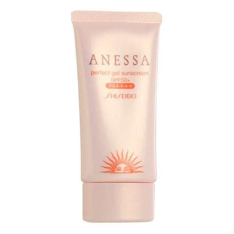 Shiseido Anessa Perfect Gel Sunscreen A+ SPF50+ PA++++ 60g - Frí_ulein3ŒÁ8 - 1