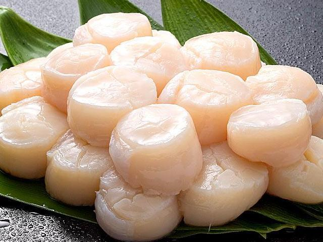 Fresh Scallop   -  Hotate meat