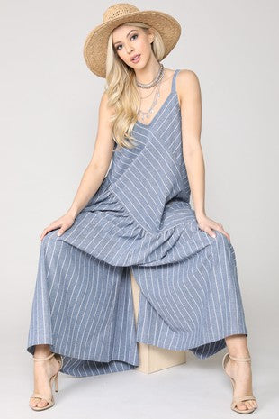 201-Oyster Pleated Skirt