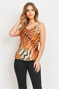 2121-Tiger Cami Top