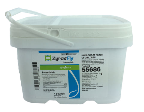 Zyrox Fly Granule Bait Insecticide