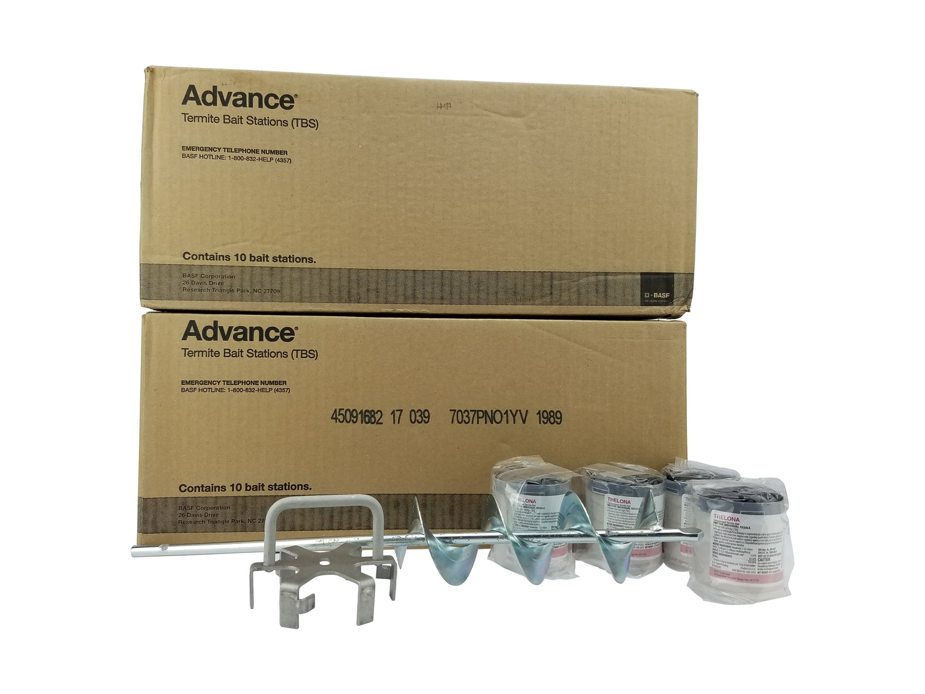 Advance Termite Bait Station Professional Kit