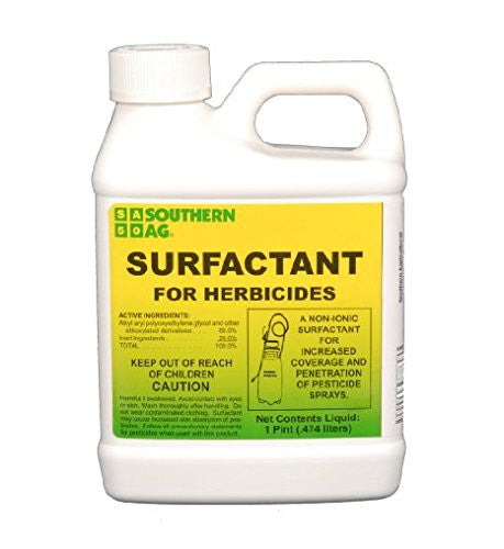 Southern Ag Surfactant for Herbicides Non-Ionic, 16oz - 1 Pint
