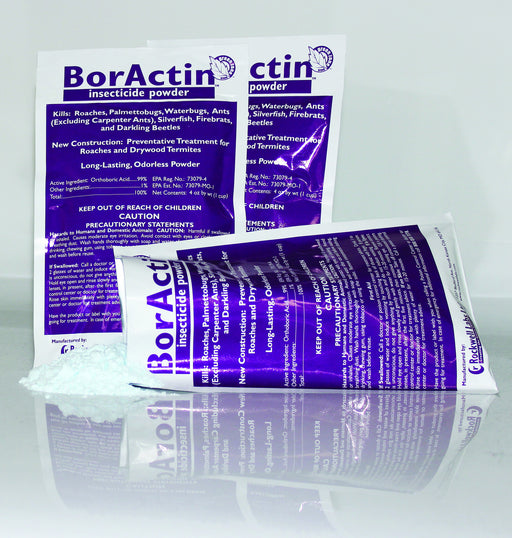 BorActin Insecticide Powder - 4 oz Mop Packet