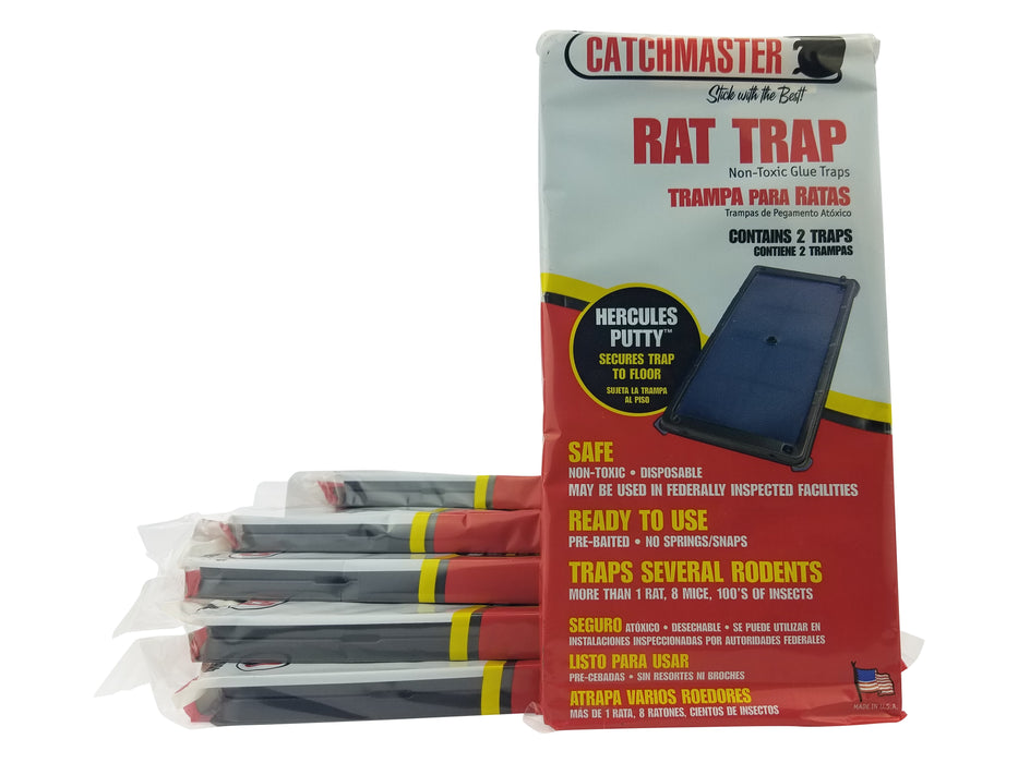 Catchmaster Rat Trap Glue Board 48R