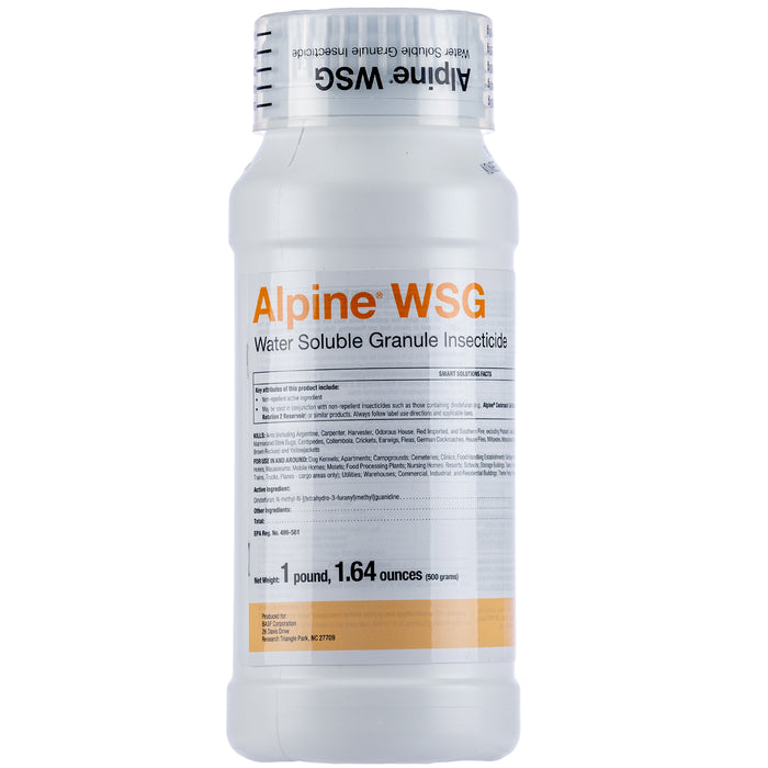 Alpine WSG- Water Soluble Granule Insecticide