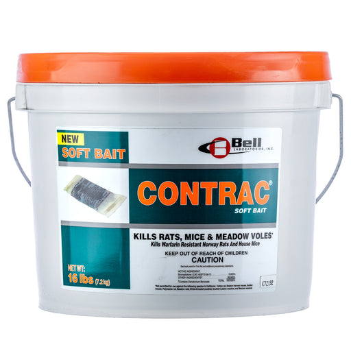 Contrac Soft Bait Rodenticide