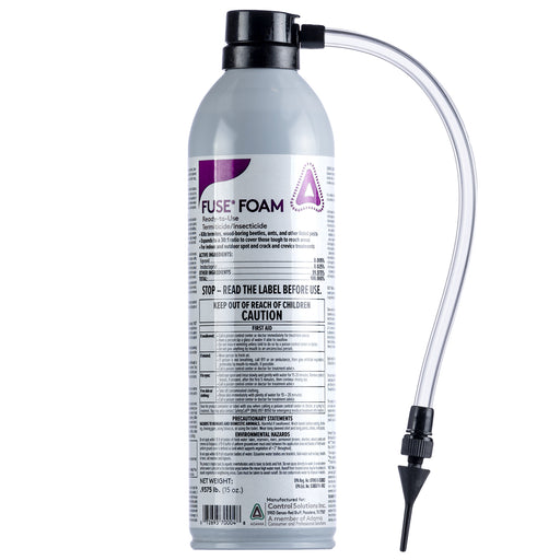 Fuse Foam Ready-to-use Termiticide/Insecticide Aerosol