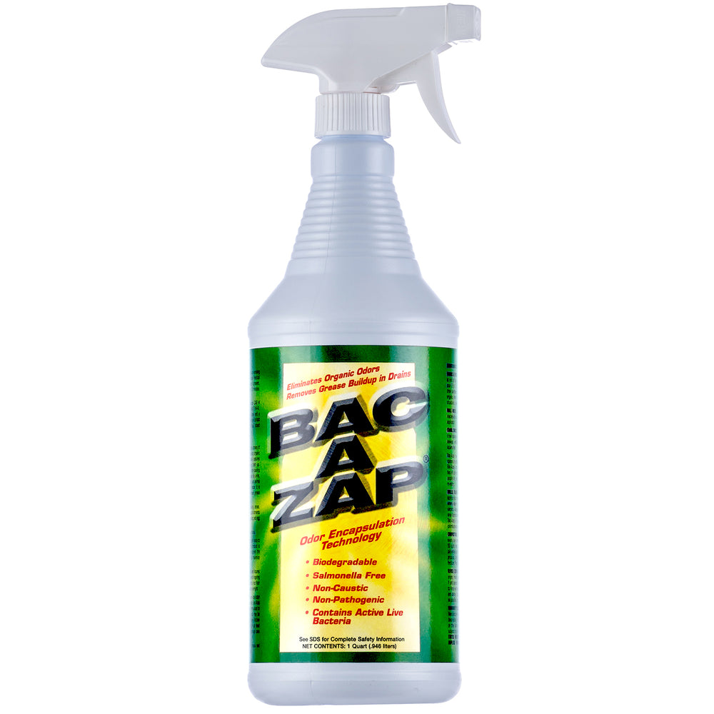 Bac A Zap Odor Eliminator