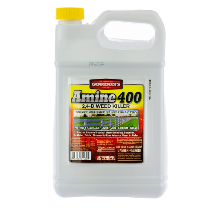 Gordon's Amine 400 2,4-D Weed Killer