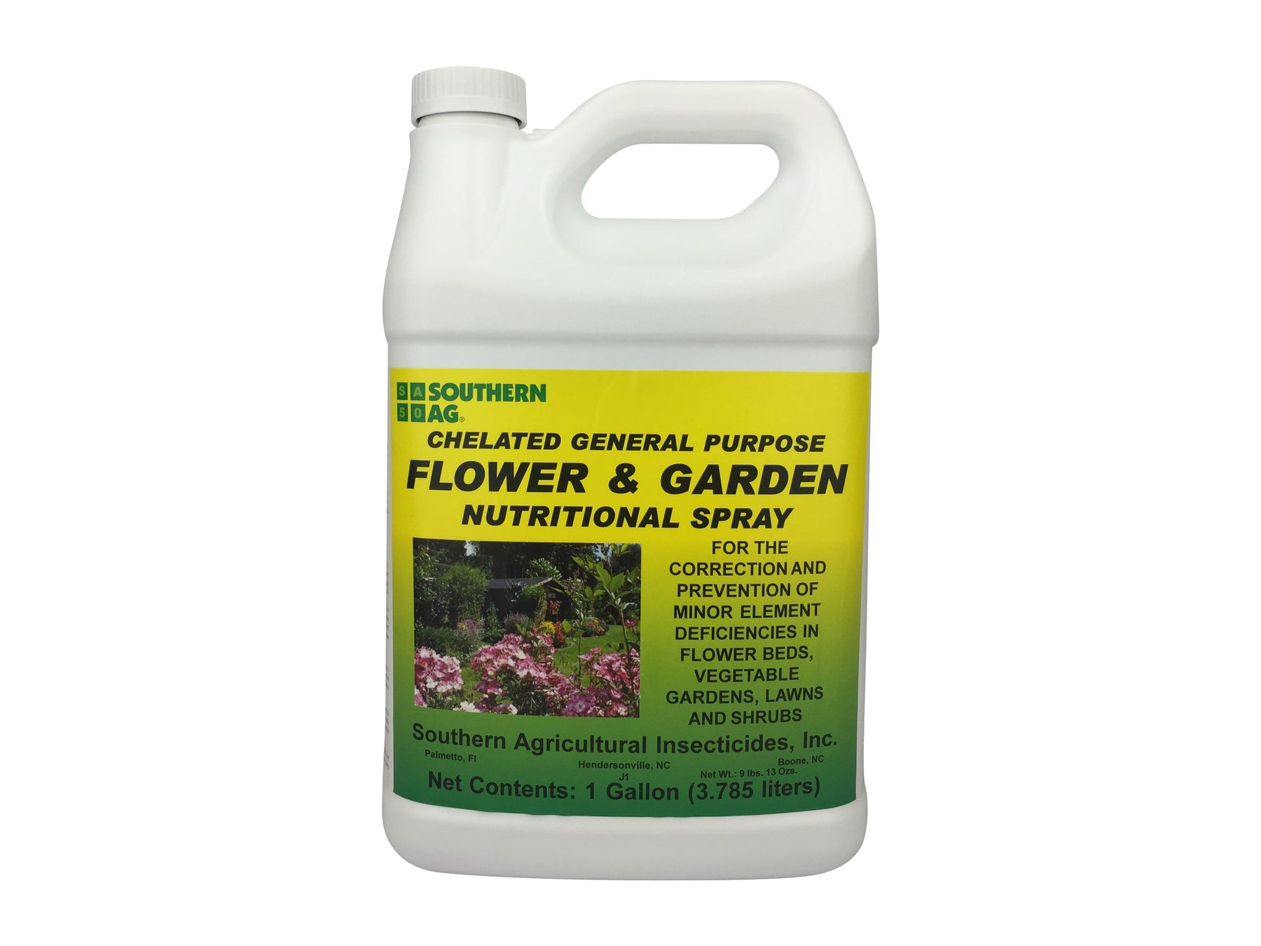 Southern Ag Chelated General Purpose Flower & Garden Nutritional Spray