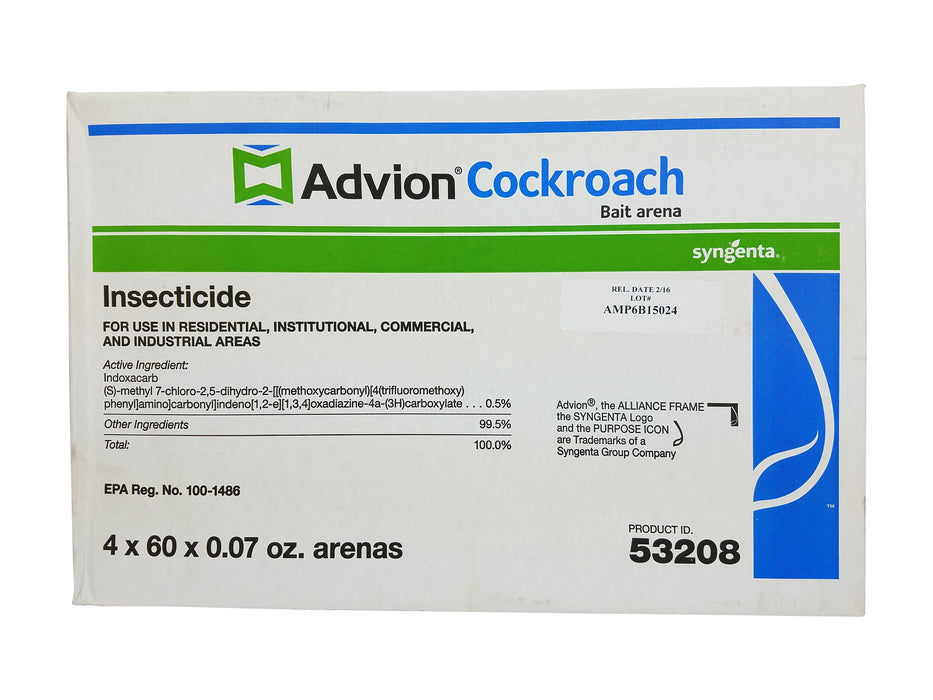 Advion Cockroach Bait Arena Bag of 60 Stations