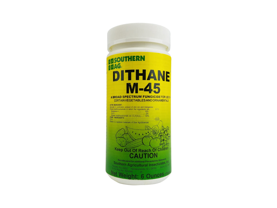 Dithane M-45 (Mancozeb 80%) - Zinc/Manganese Fungicide for Vegetables & Plants