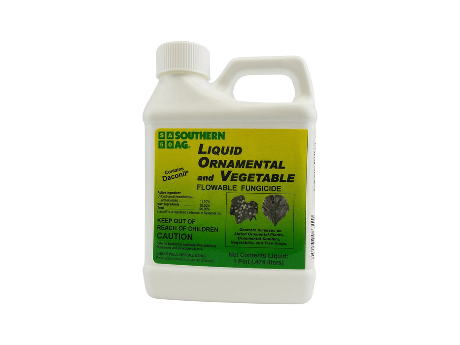 Daconil Liquid Ornamental and Vegetable Fungicide — ePestHero