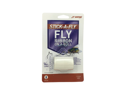 JT Eaton Stick-A-Fly Fly Ribbon