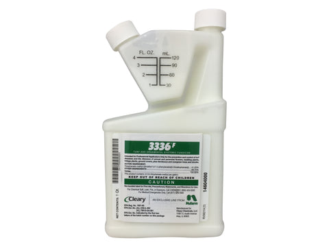 Cleary 3336F Fungicide Turf & Ornamental Systematic Fungicide