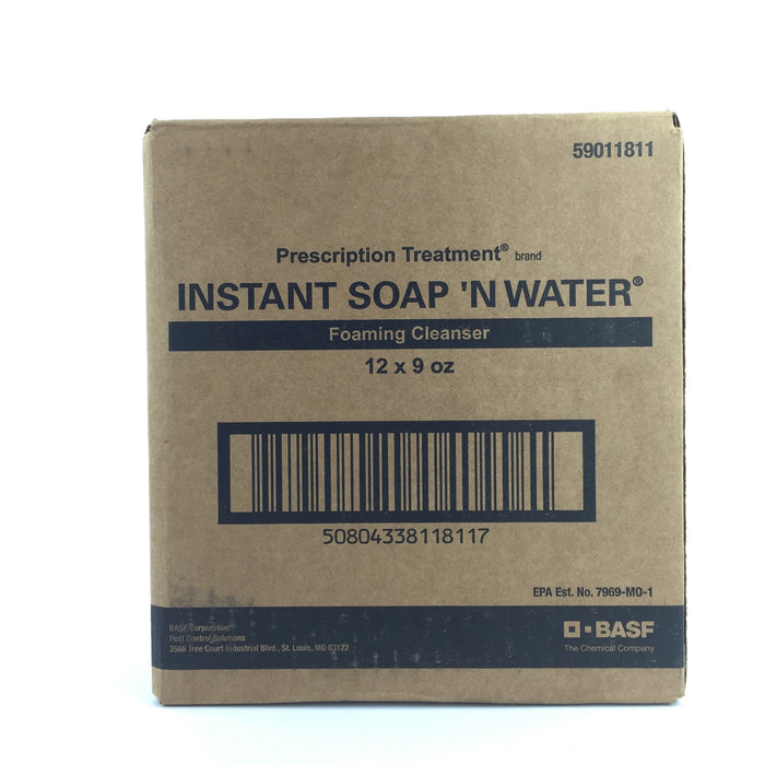 Instant Soap 'N Water