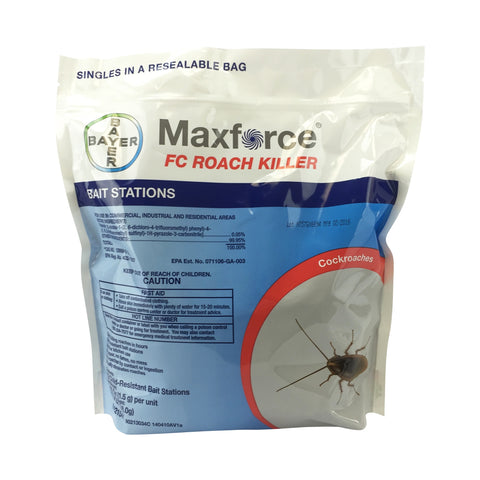 Maxforce FC Roach Stations (Pouch of 72)