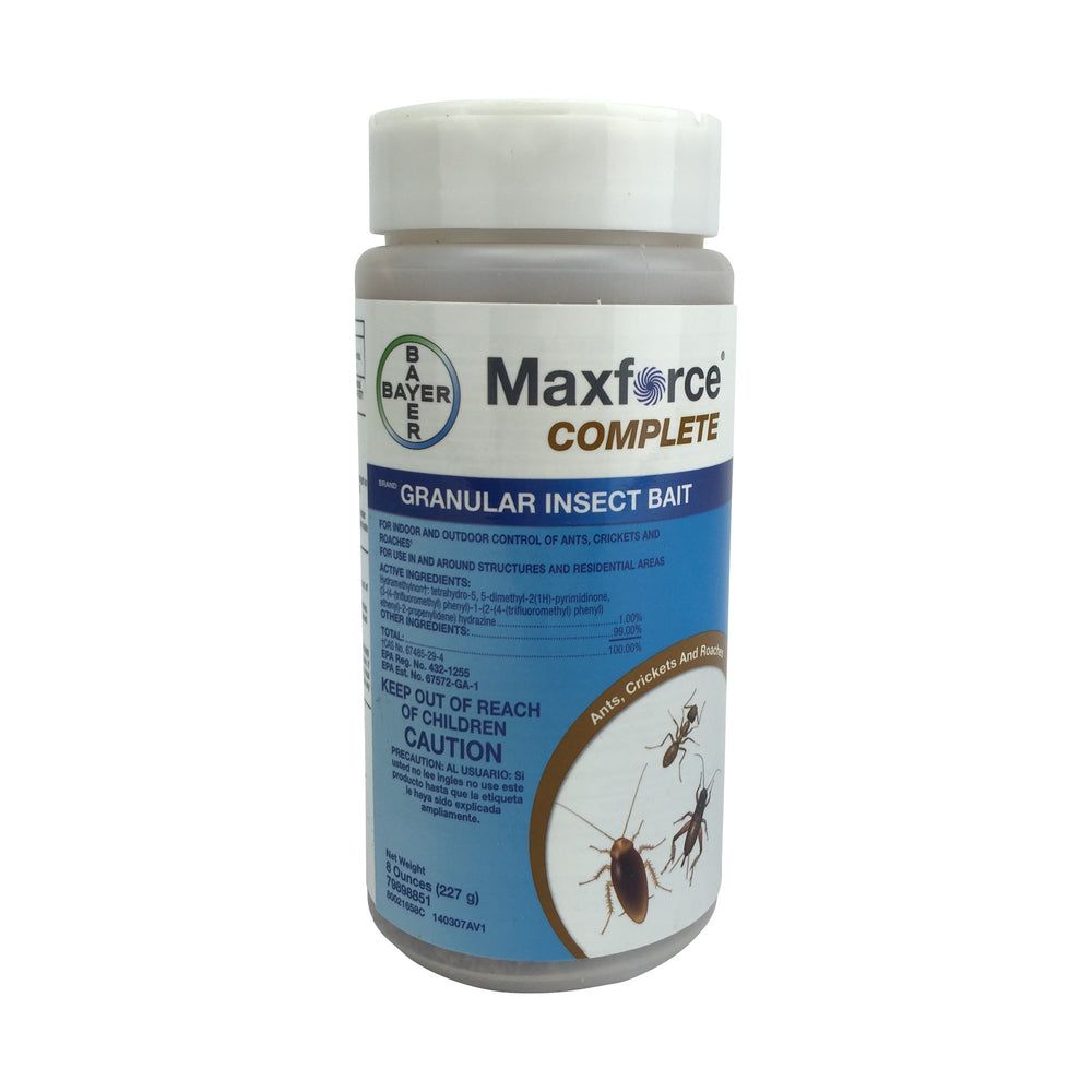 Maxforce Complete Granular Insect Bait