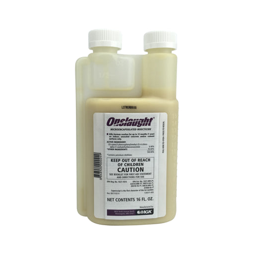 Onslaught Insecticide Kits - Roach / Bed Bug / Flea / Tick / Mosquito Killer