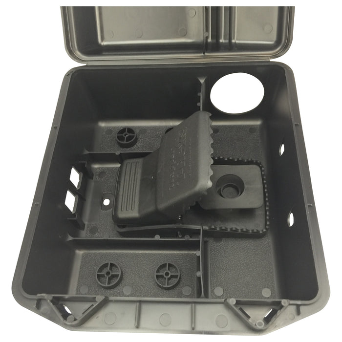 Protecta Sidekick Rat Bait Station and Key