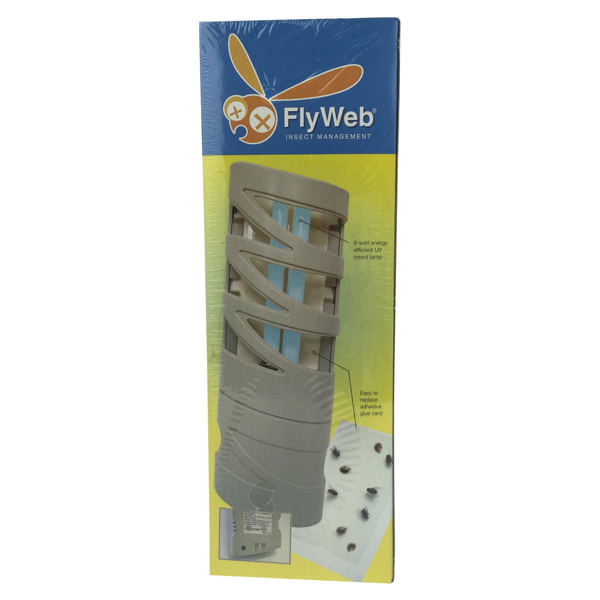 Flyweb Fly Light Insect Light Trap Epesthero