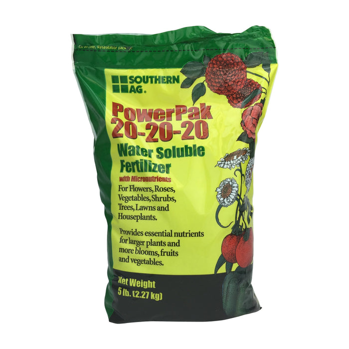 Professional 20-20-20 Water Soluble Fertilizer with Minor and Micronutrients