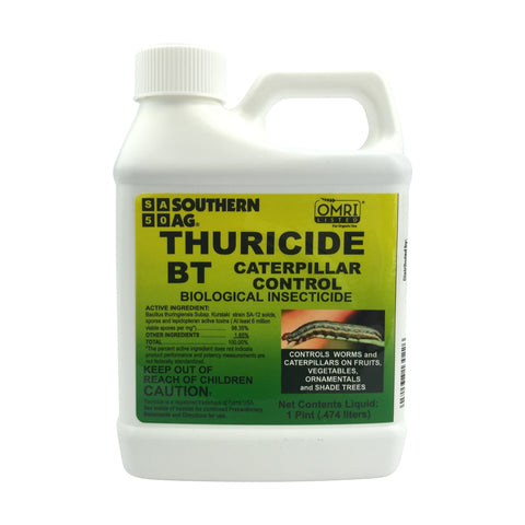 Thuricide Dipel Bt Insecticide Certified Organic Epesthero