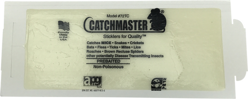 Catchmaster 72TC Mouse and Insect Glue Boards