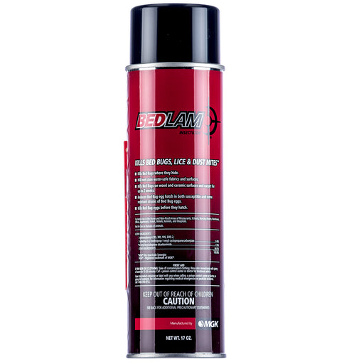 Bedlam Aerosol Insecticide 17 oz. Can