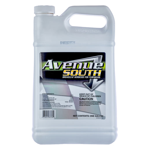 Avenue South Broadleaf Herbicide for Turfgrass