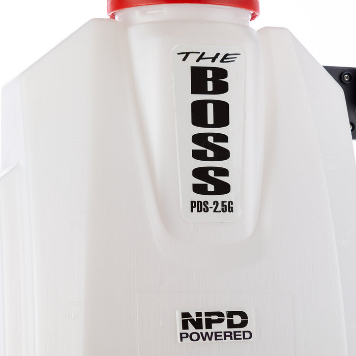 The Boss Backpack Sprayer