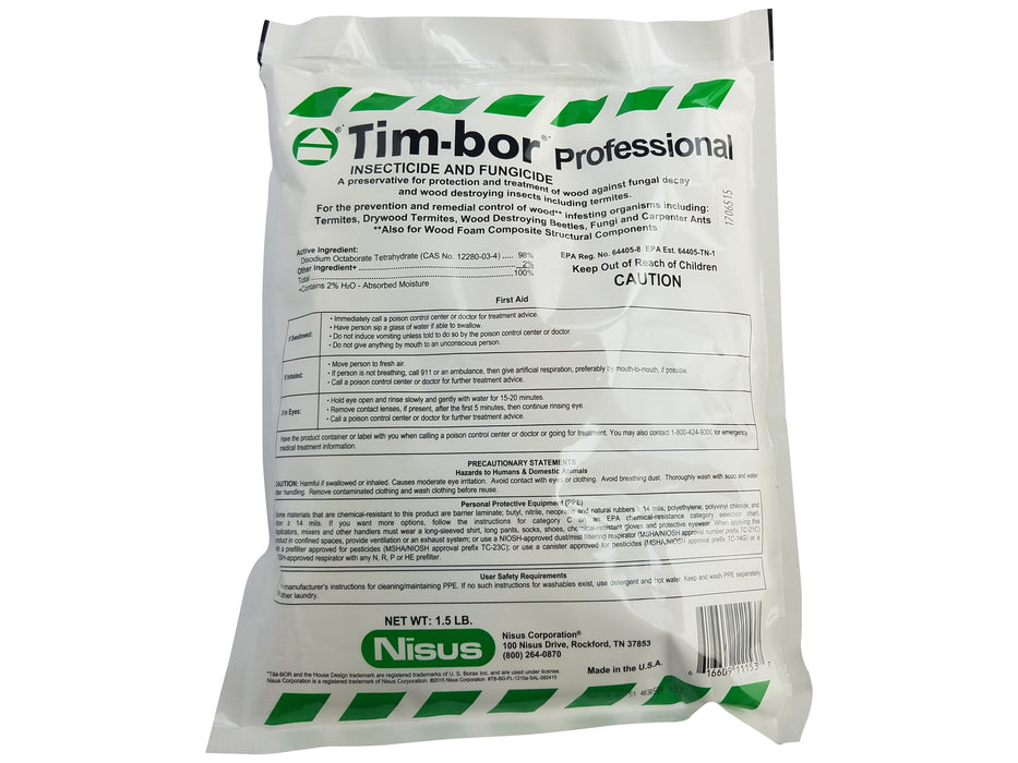 Tim-bor Professional Insecticide and Fungicide