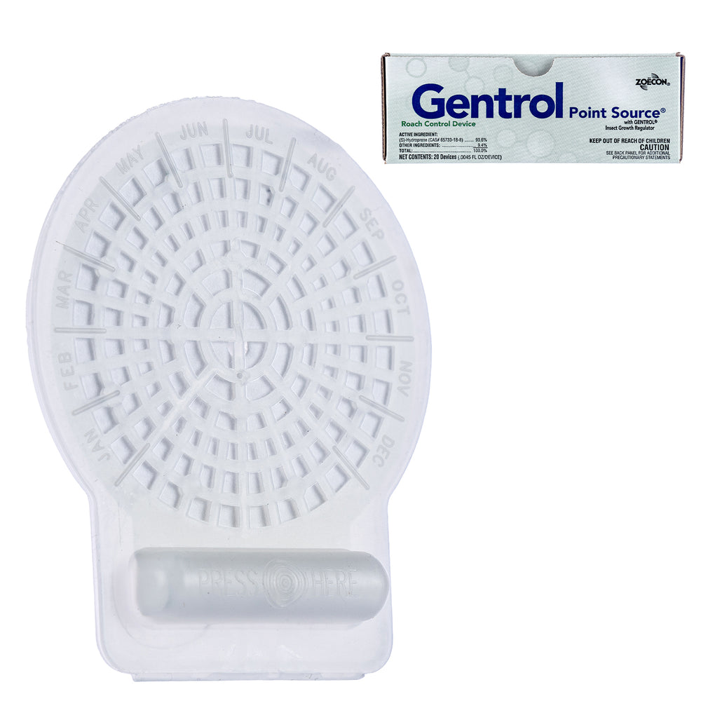 Gentrol Point Source IGR Roach Control Device