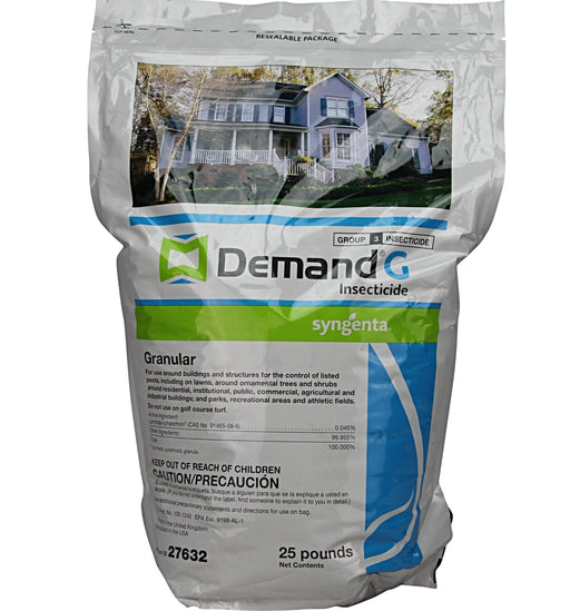 Demand G Granular Insecticide 25 Pound Bag