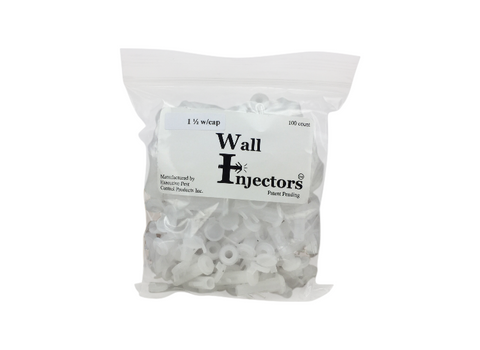 Executive Pest Control Wall Injectors with cap