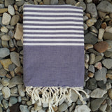 Fouta Traditional lila