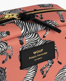 Zebra Makeup bag groß