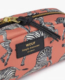 Zebra Makeup bag klein