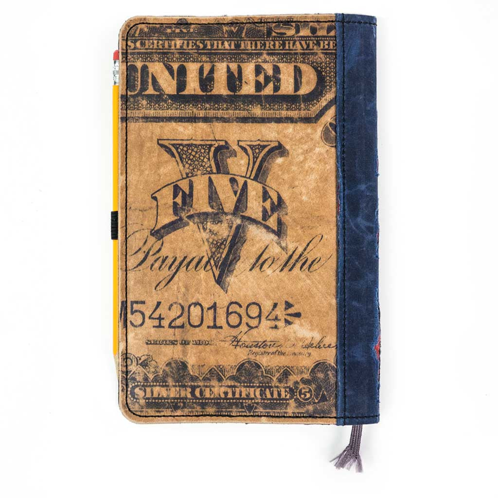 Moleskine Journal Cover 1899