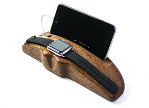 Arc Duo Apple Watch and iPhone Charging Stand