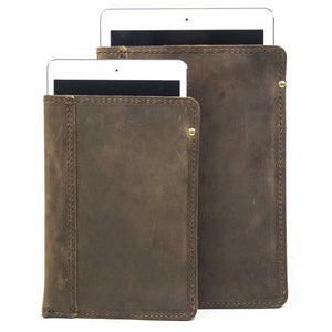 iPad Air and iPad mini Sleeve by Lumberjack Leather