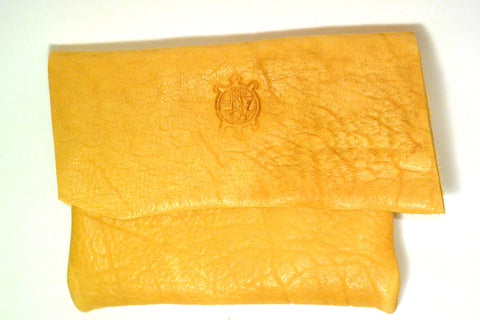 Buffalo Leather Pouch