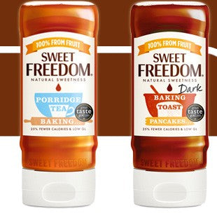 Sweet Freedom - a healthy alternative to sugar