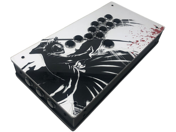 Eteranl Rival - High Tier Case with Artwork - Stickless All-Buttons Snap-in or Screw On