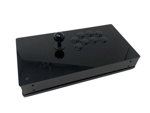 Special - Limited Qty Gloss black - High Tier or Mid tier - Stickless/Fightstick/Keyboard Style