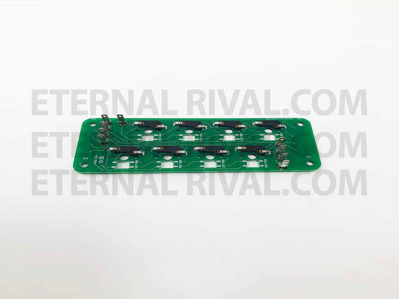 Eternal Rival : Fight Keyboard Full keyswitch Enclosure with PCBs