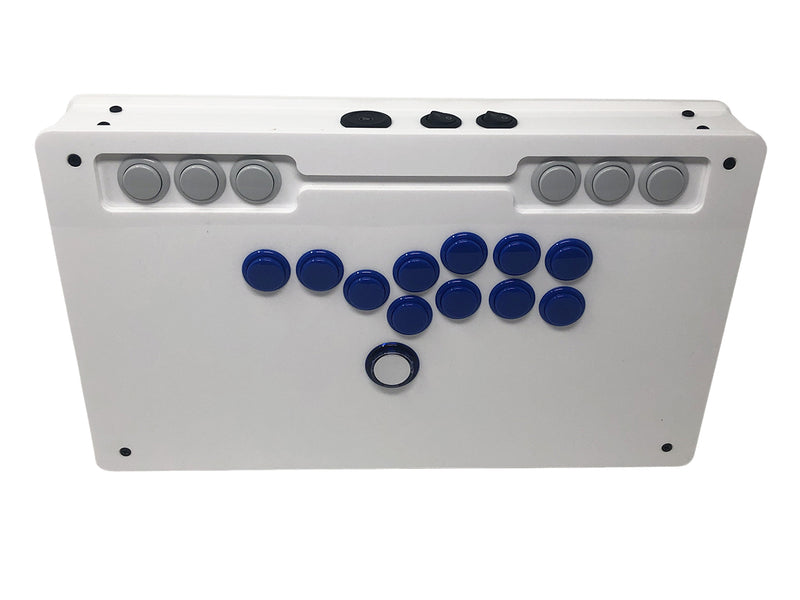 Eternal Rival - S Rank Case -Stickless Enclosure Snap-in or Screw On Buttons